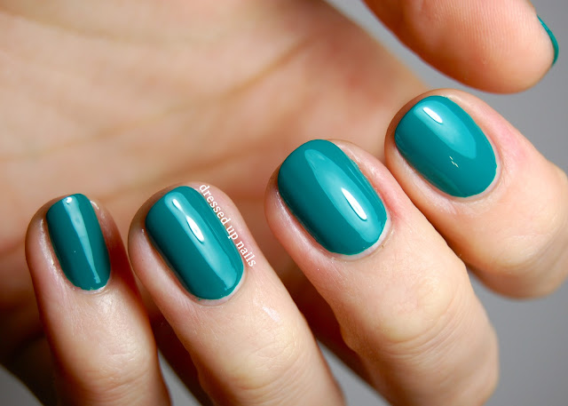 Dressed Up Nails - Color Club Spring 2013 Fiesta collection - Wild Cactus