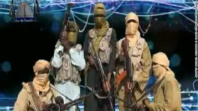boko haram kidnap female students