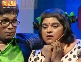 Vijay TV Athu Ithu Ethu Siricha Pochu