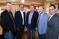 Erwin Brandl, Michael Pecherstorfer, Max Rumpfhuber, Paul Ettl, Hans Moser