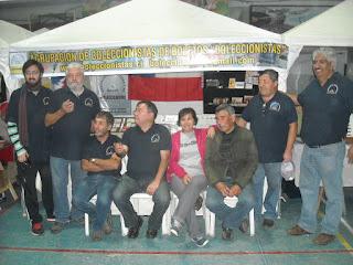 Exposición en Argentina