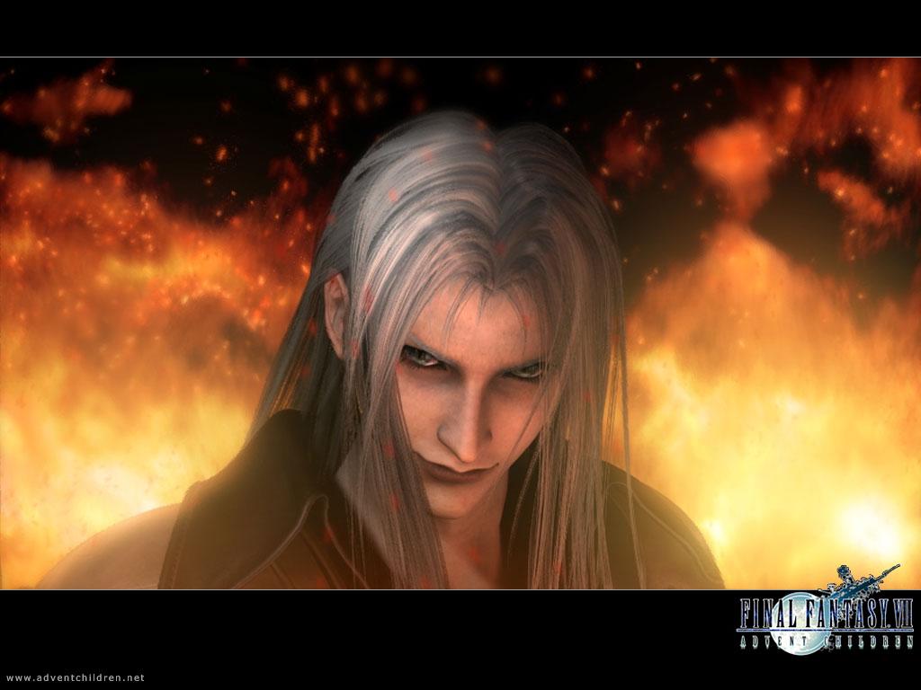 Sephiroth The Final Fantasy