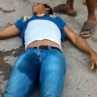 """Asesinan a """"Garraman"""" de varios disparos en la ciudad de Santiago"""