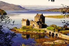 Eilean Donan Castle Escocia