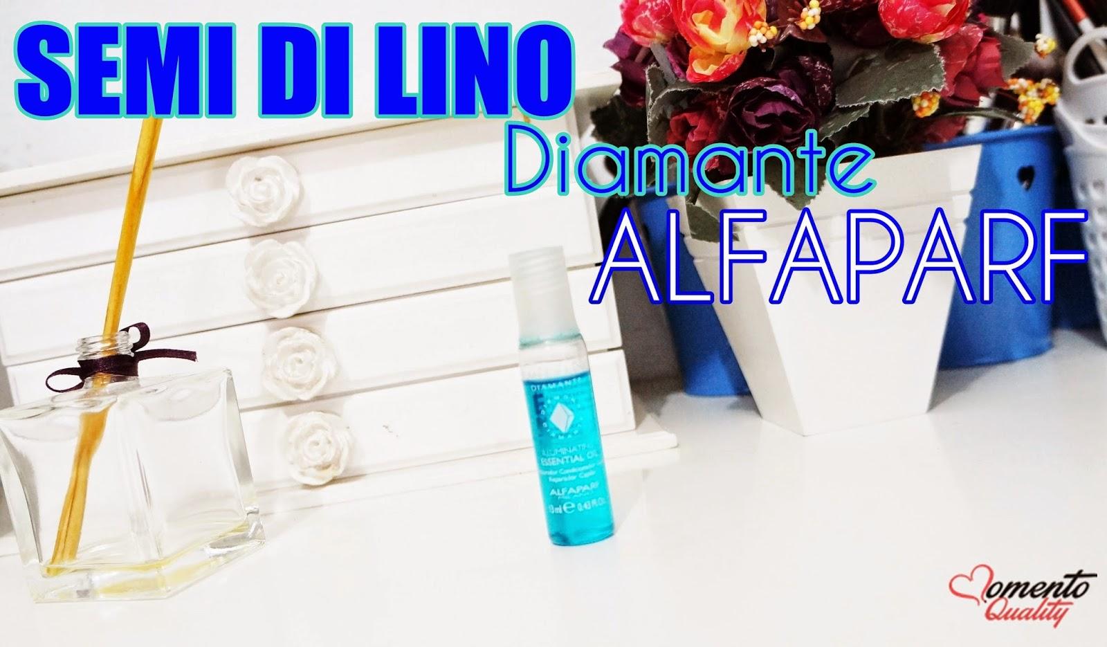 Semi di Lino Diamante Alfaparf