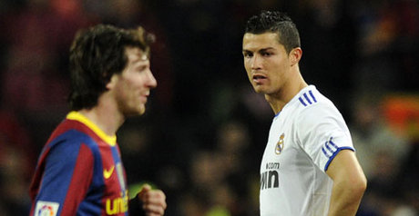 """I Am Tired Of Being Compared With Messi""Cristiano Ronaldo Reveals."