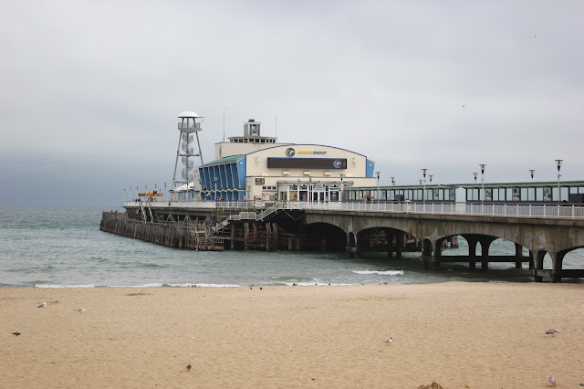 georgina-minter-brown-georgie-frequencies-holiday-bournemouth-birthday-trip-sea-coast-ocean-pier