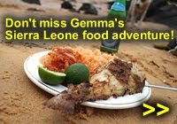 Sierra Leone Food Adventure