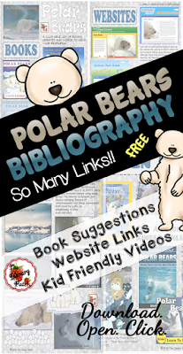 https://www.teacherspayteachers.com/Product/Polar-Bear-Research-Resources-A-Clickable-PDF-508558
