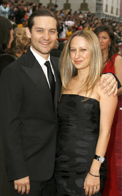 Tobey Maguire Wife