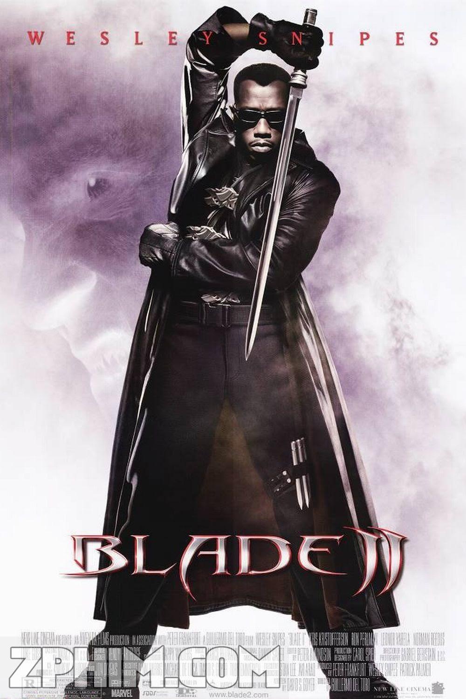 Săn Quỷ 2 - Blade 2 (2002) Poster