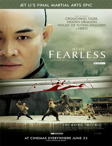 Fearless (Sin miedo) (2006)