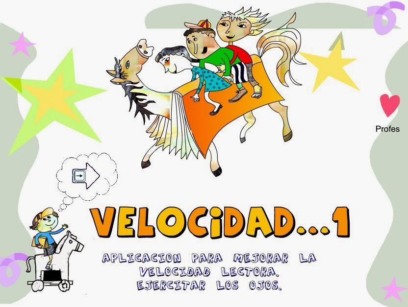 MEJORAMOS LA VELOCIDAD LECTORA 1