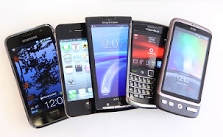 Smartphones en Bolivia