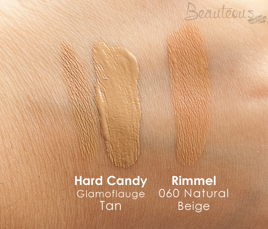 REVIEW] Hard Candy Glamoflauge Concealer in Tan | Sidrah Beauty