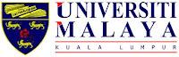 Jawatan Kerja Kosong Universiti of Malaya (UM) logo