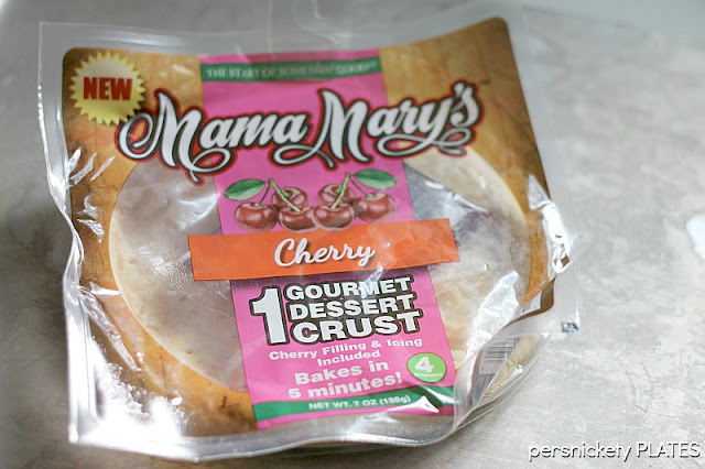 mama mary's dessert pizza