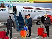 Game hôn nhau tại sân bay, chơi game hon nhau