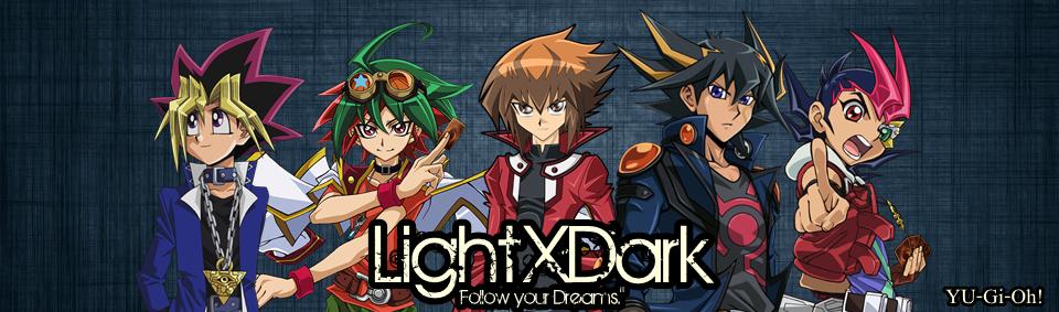 YuGiOh! - Clã LightXDark