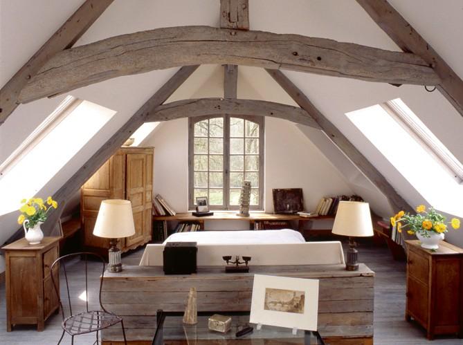 Decorando la francesa uma casa misteriosa no pais de auge for Decoration maison normande