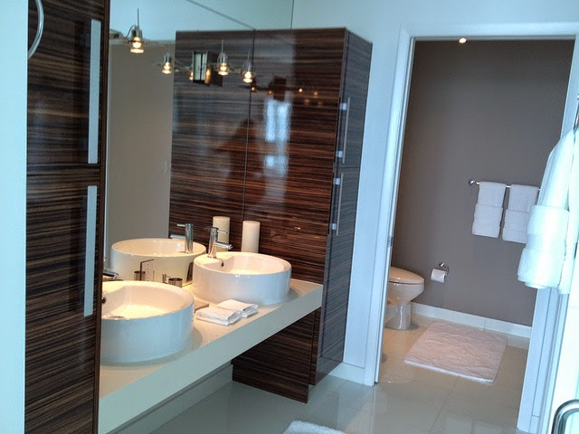 Kitchen And Residential Design Practical Yet Stylish Bathroom