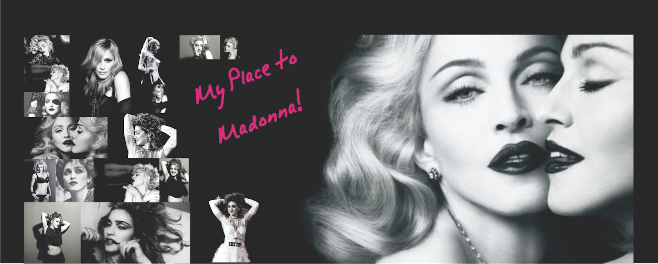 My Place To Madonna