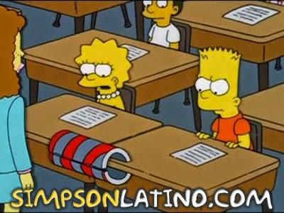 Los Simpson 14x03