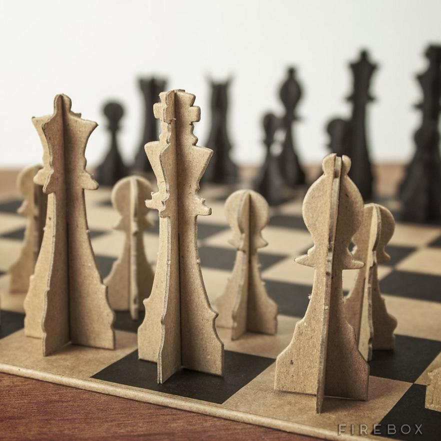 15 Awesome And Coolest Chess Sets Part 4
