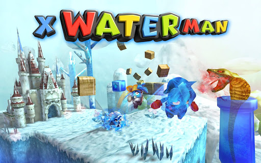 3D X WATERMAN Android