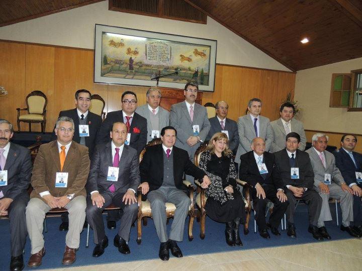 iglesia unida metodista pentecostal chile: