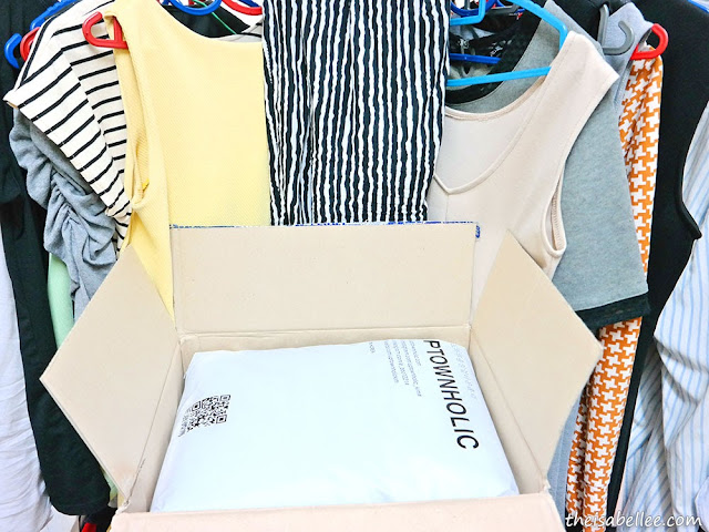 Clothes shopping from Uptownholic Korea