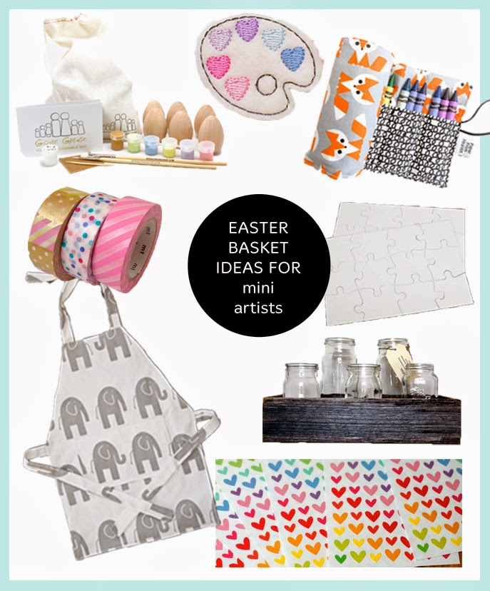 Candy free easter basket ideas rambling renovators i thought it would be fun to share a few treats that arent filled with sugar here are some candy free easter basket ideas for the little ones negle Choice Image