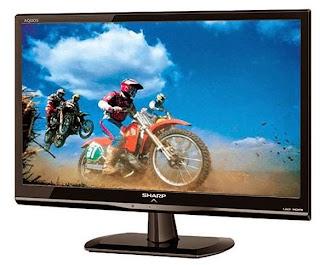 Harga TV LED Sharp LC-32LE107i Aquos 32 Inch