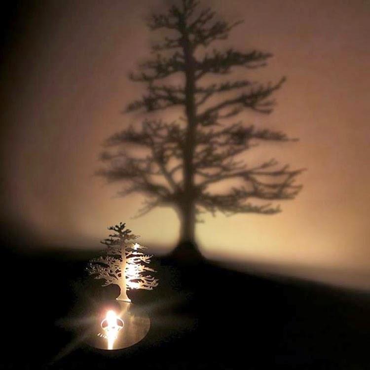 Diseños ingeniosos que podrían hacerte la vida más fácil, lámpara proyector
