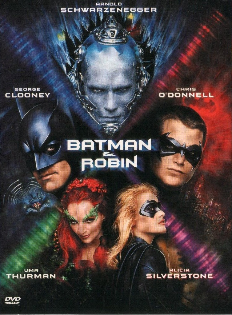 Batman e Robin – Legendado (1997)