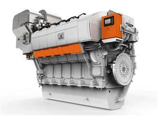 El Motor Wärtsilä 31 4-tiempos