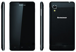 Lenovo P780, Ponsel Android Layar 5 inci