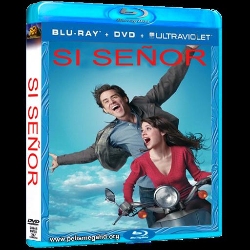 SÍ SEÑOR (2008) 1080P BLU-RAY [X264] ESPAÑOL LATINO