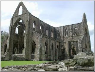 Abbaye fantôme de Tintern