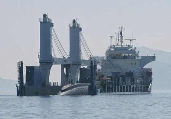 Tàu ngầm Kilo Việt Nam là mối đe dọa đáng kể của Trung Quốc trên biển Đông