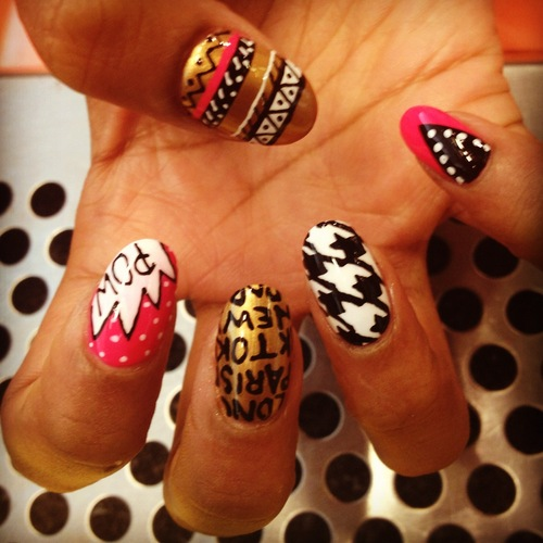 Nail Art The New Art Trend That Is Rocking The World Its Art For