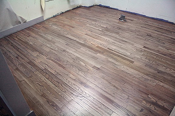 Hardwood Floor Staining NYC