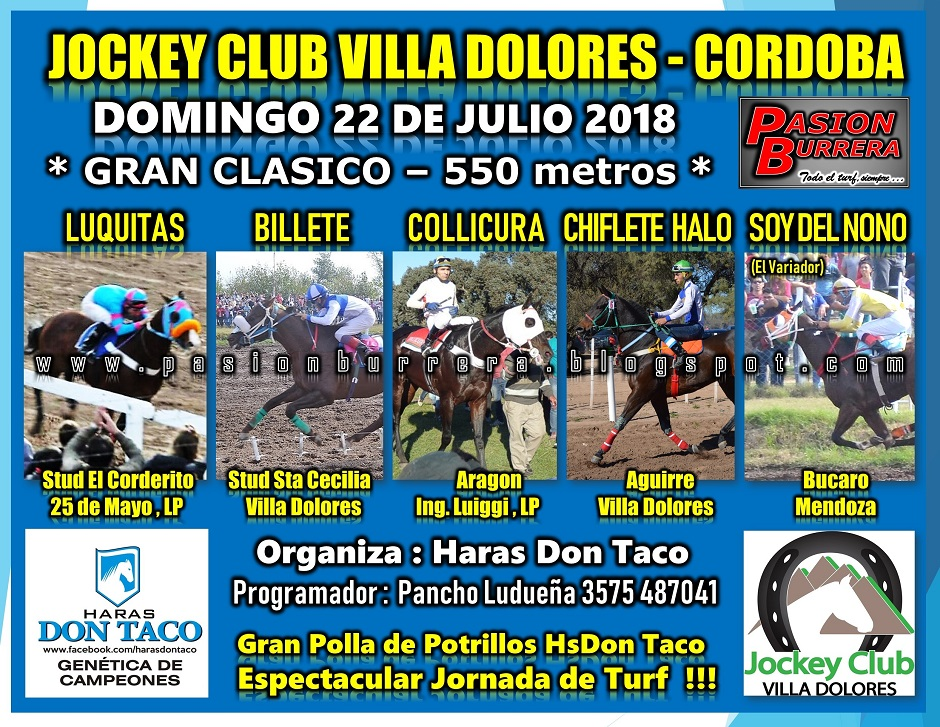 VILLA DOLORES  - 22 - 550