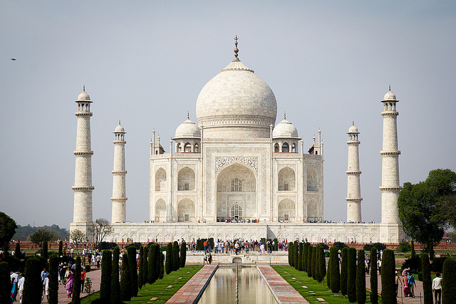 This Monsoon, Back in The Magnificence of Taj