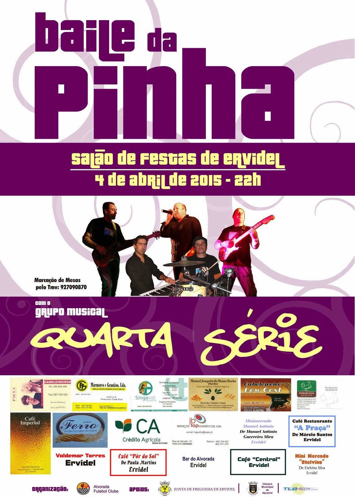 Baile da Pinha 2015