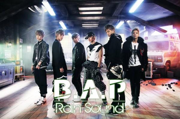 B.A.P Rain Sound