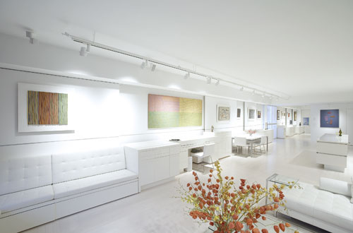 Apartment Interior Design Minimal White Art Apartment By The I Interesting Apartment Interior Design Painting