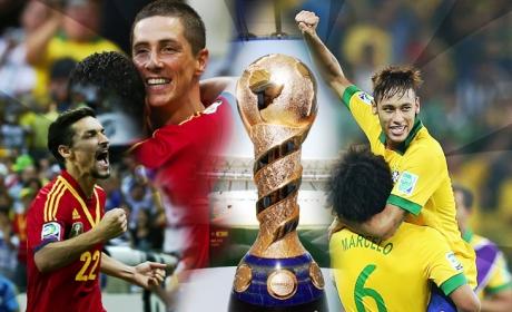Brasil VS Spain