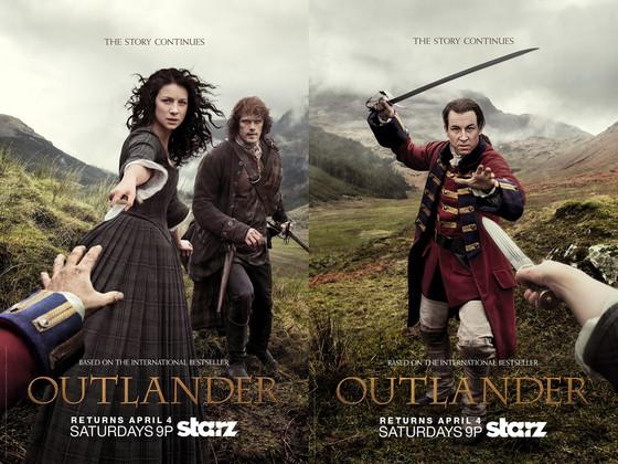 5 Séries Baseadas em Livros para Você Assistir - Outlander