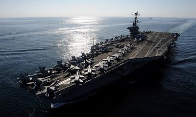 la proxima guerra ejercicios navales militares conjuntos israel estados unidos ormuz golfo persico